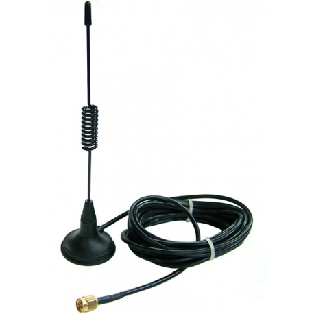 Complete kit RackMatrix M1 for PC Engines APU3 with 7 Ethernet ports